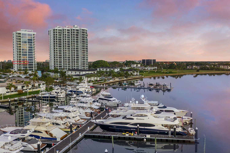 Photo of 3 Water Club Way #702, North Palm Beach, FL 33408 (MLS # RX-10693816)