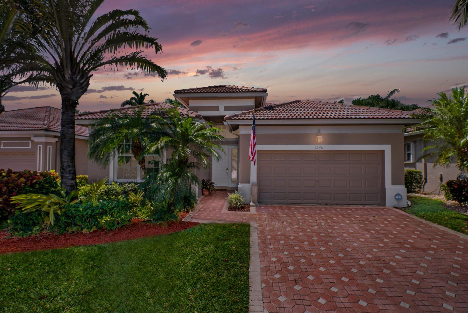 7248 Southport Drive, Boynton Beach, FL 33472 - MLS#: RX-10709816