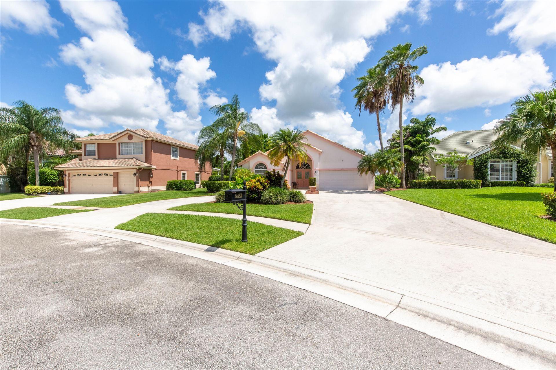 2388 Stonegate Drive, Wellington, FL 33414 - MLS#: RX-10734816
