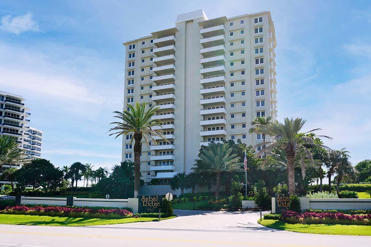 750 S Ocean Boulevard #5n, Boca Raton, FL 33432 - MLS#: RX-10739816