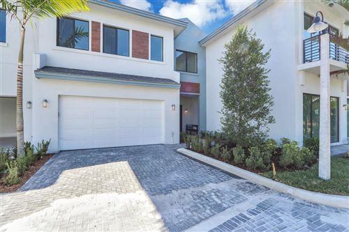 Foto de 2213 Florida Boulevard #B, Delray Beach, FL 33483 (MLS # RX-10602817)