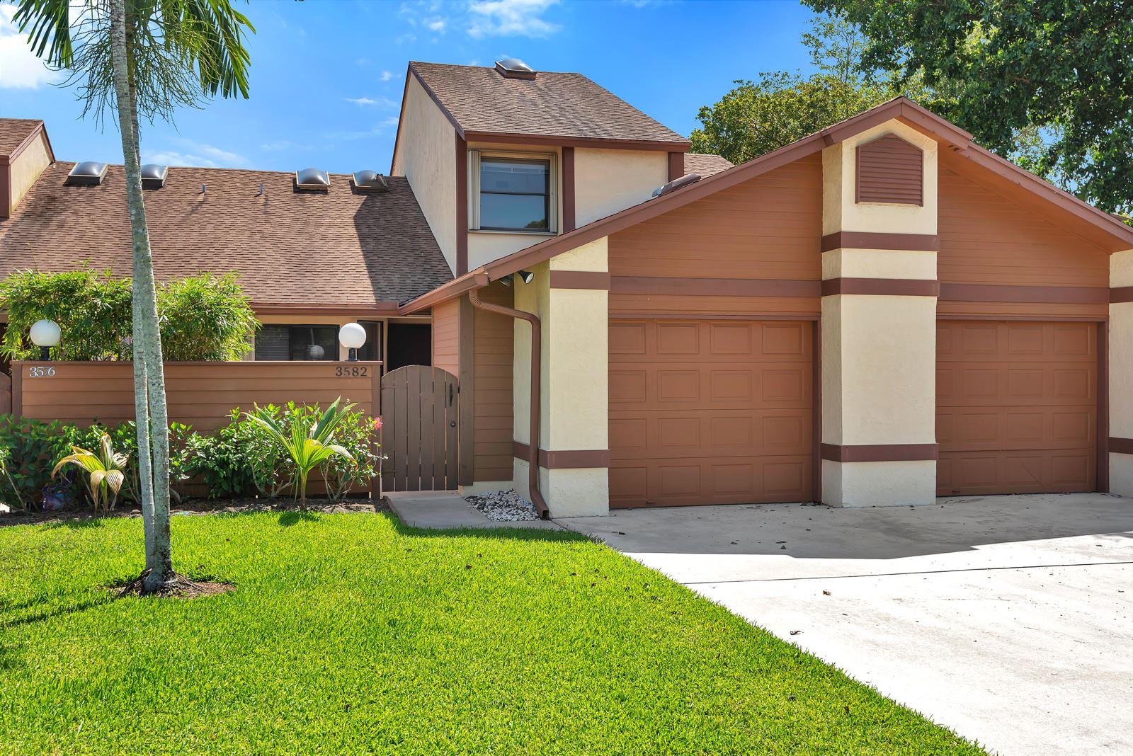 3582 Timberline Drive, West Palm Beach, FL 33406 - #: RX-10617817