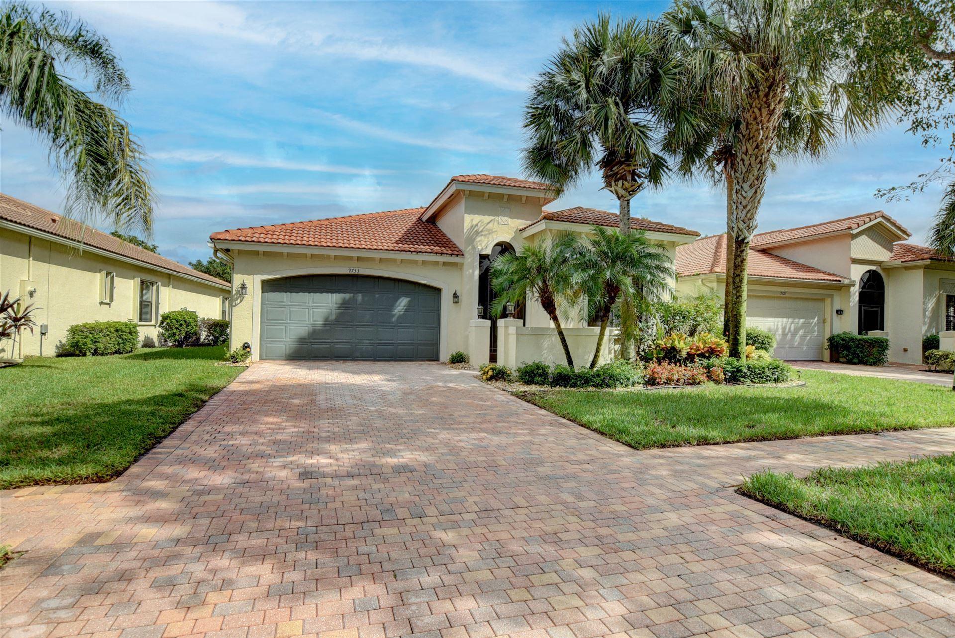 Photo of 9733 Isles Cay Drive, Delray Beach, FL 33446 (MLS # RX-10665817)
