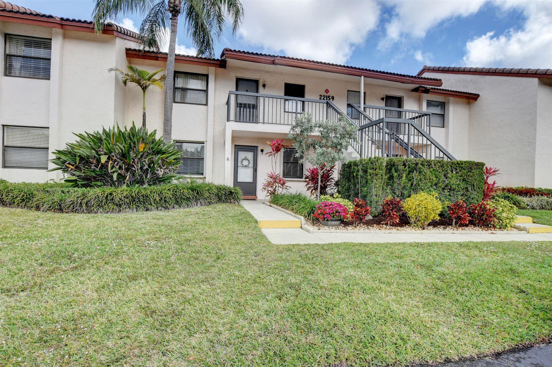 22159 Palms Way #103, Boca Raton, FL 33433 - #: RX-10691817