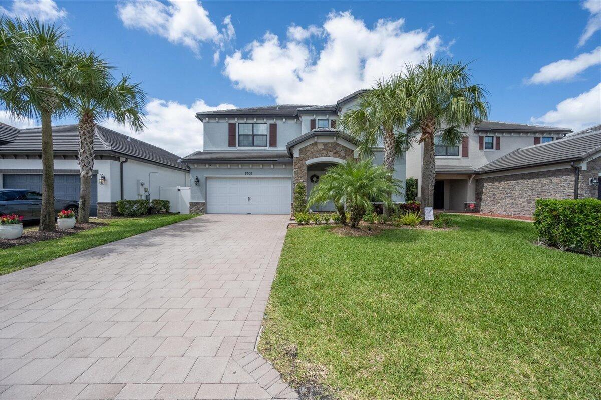 5505 Sandbirch Way, Lake Worth, FL 33463 - #: RX-10699817