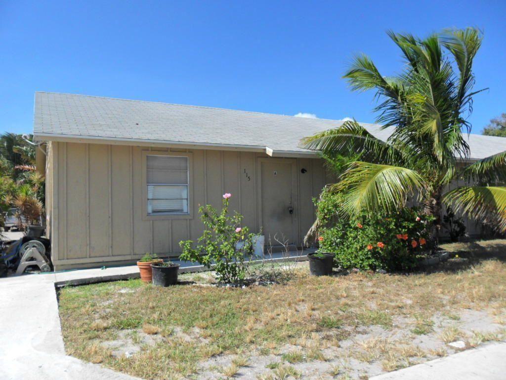 115 4th Street, Jupiter, FL 33458 - MLS#: RX-10719817