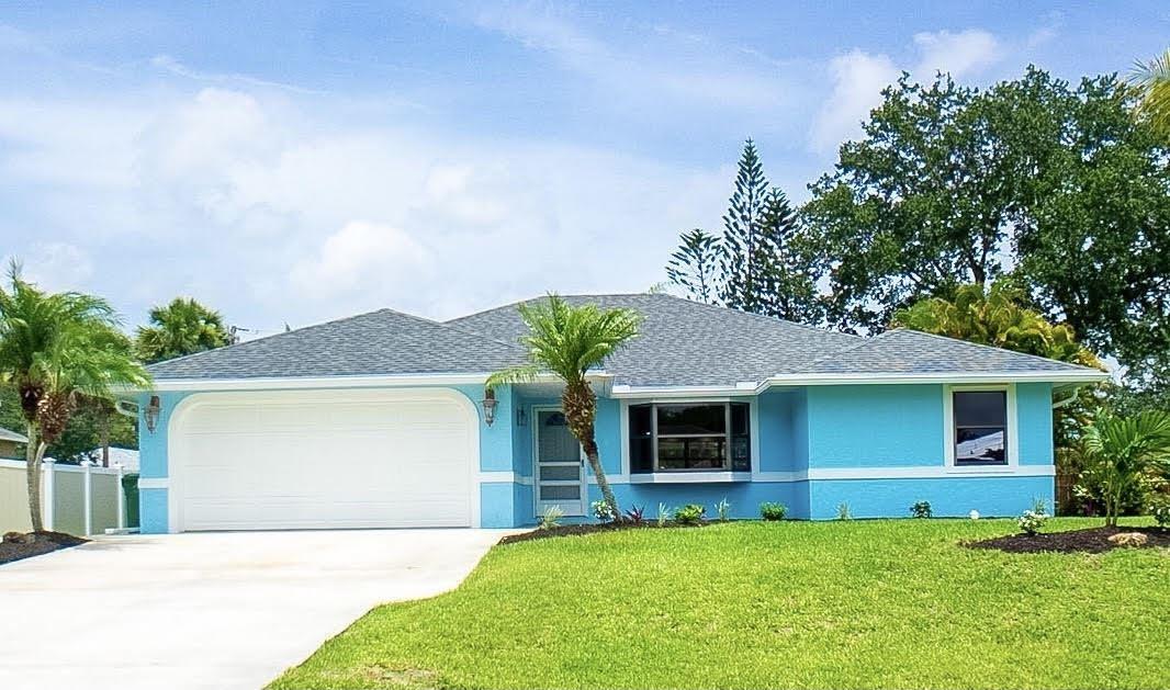 2418 SW Washington Street, Port Saint Lucie, FL 34953 - #: RX-10725817