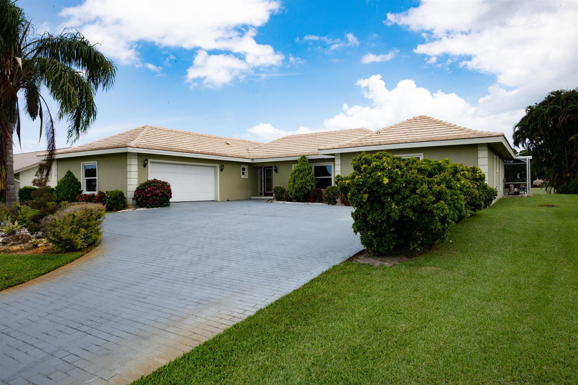 Photo of 3293 SE Fairway East, Stuart, FL 34997 (MLS # RX-10734817)