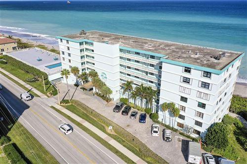 Photo of 900 Ocean Drive #406, Juno Beach, FL 33408 (MLS # RX-10681818)