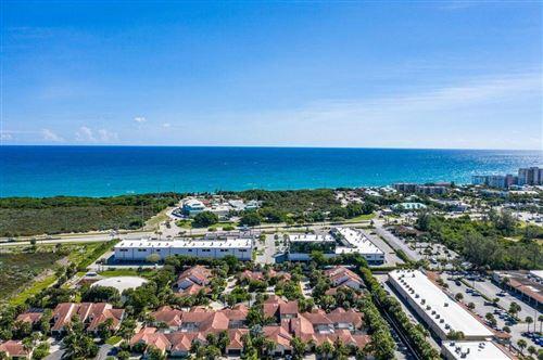 Tiny photo for 704 Sea Oats Drive #D-2, Juno Beach, FL 33408 (MLS # RX-10732818)
