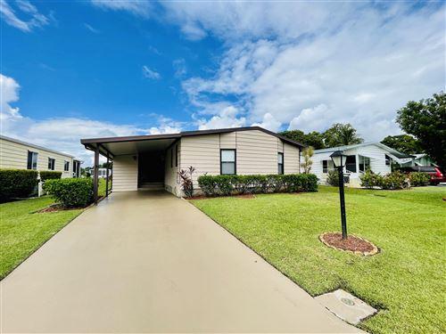 Photo of 8205 Cinnamon Lane, Port Saint Lucie, FL 34952 (MLS # RX-10747818)