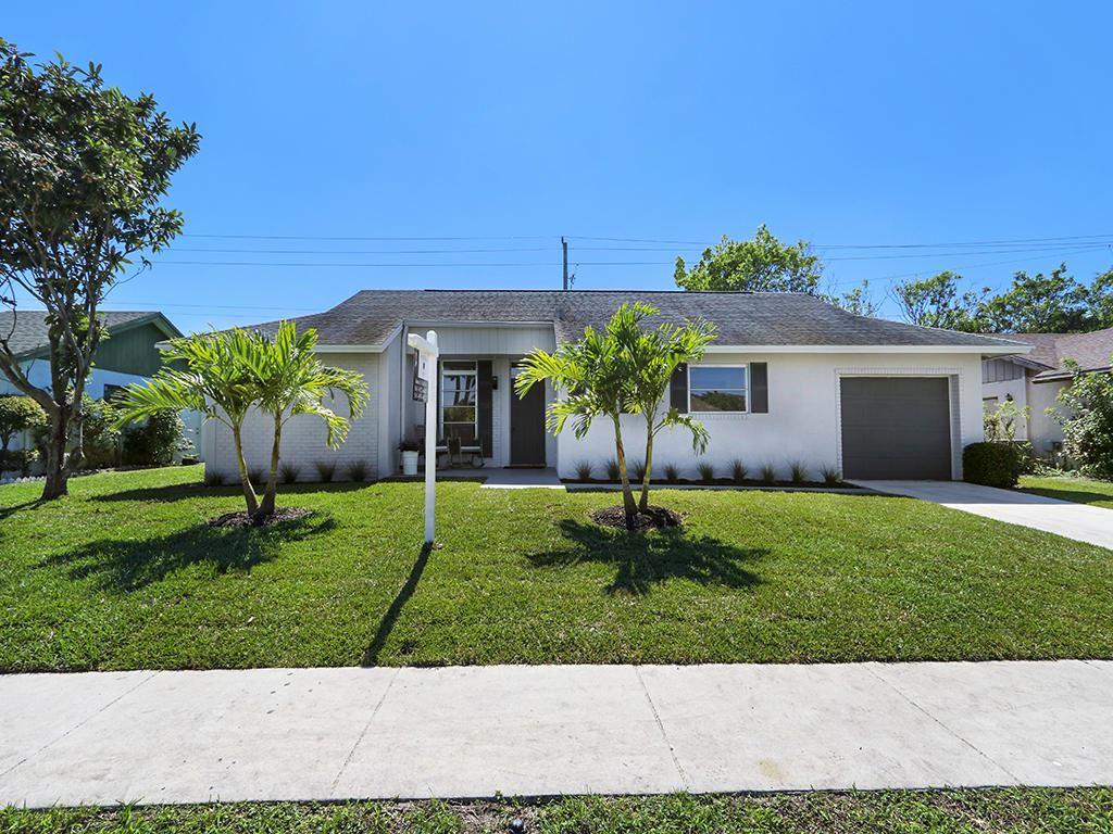6178 Springdale Way, Delray Beach, FL 33484 - #: RX-10604818