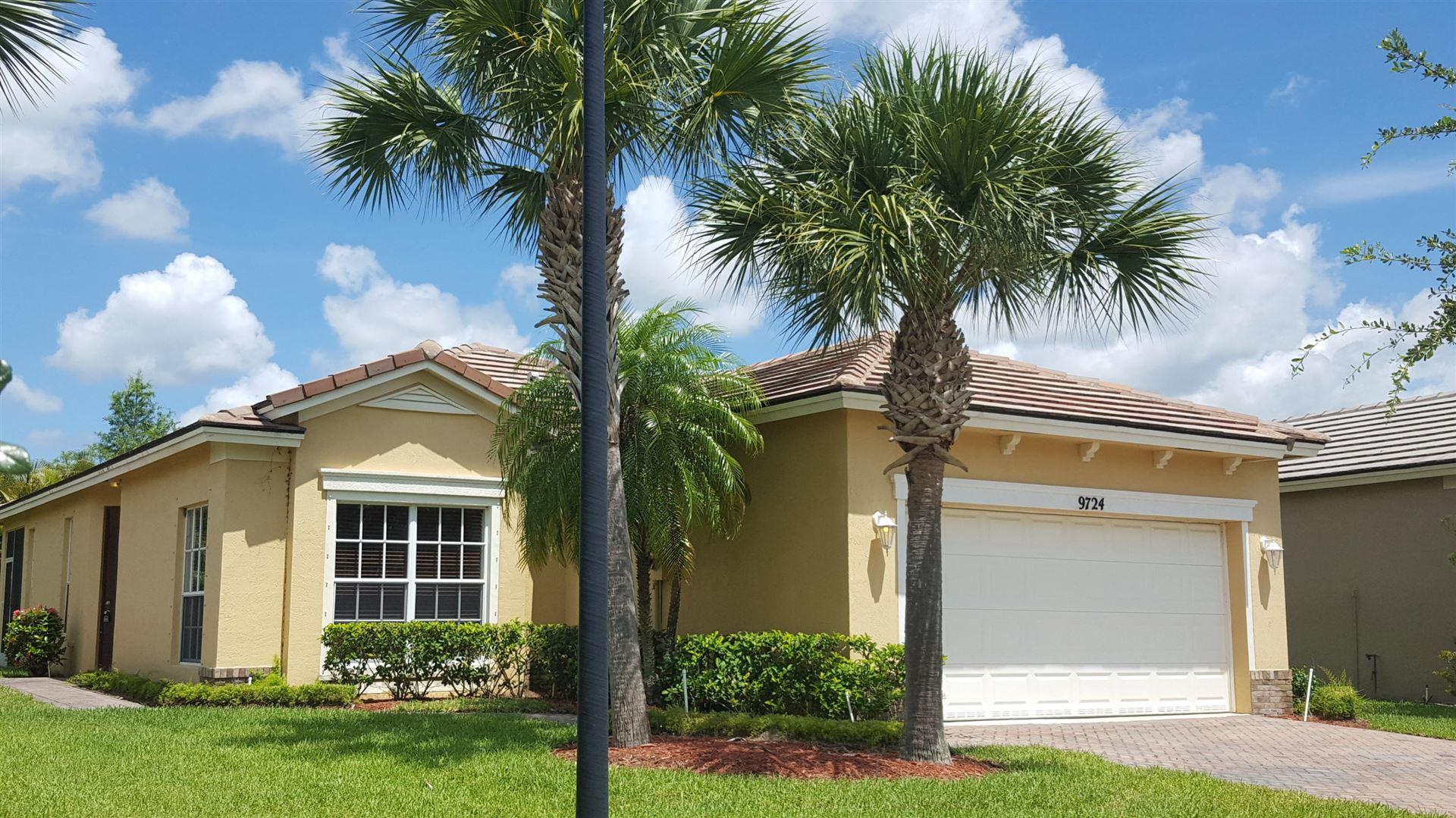 9724 SW Eastbrook Circle, Port Saint Lucie, FL 34987 - #: RX-10627818
