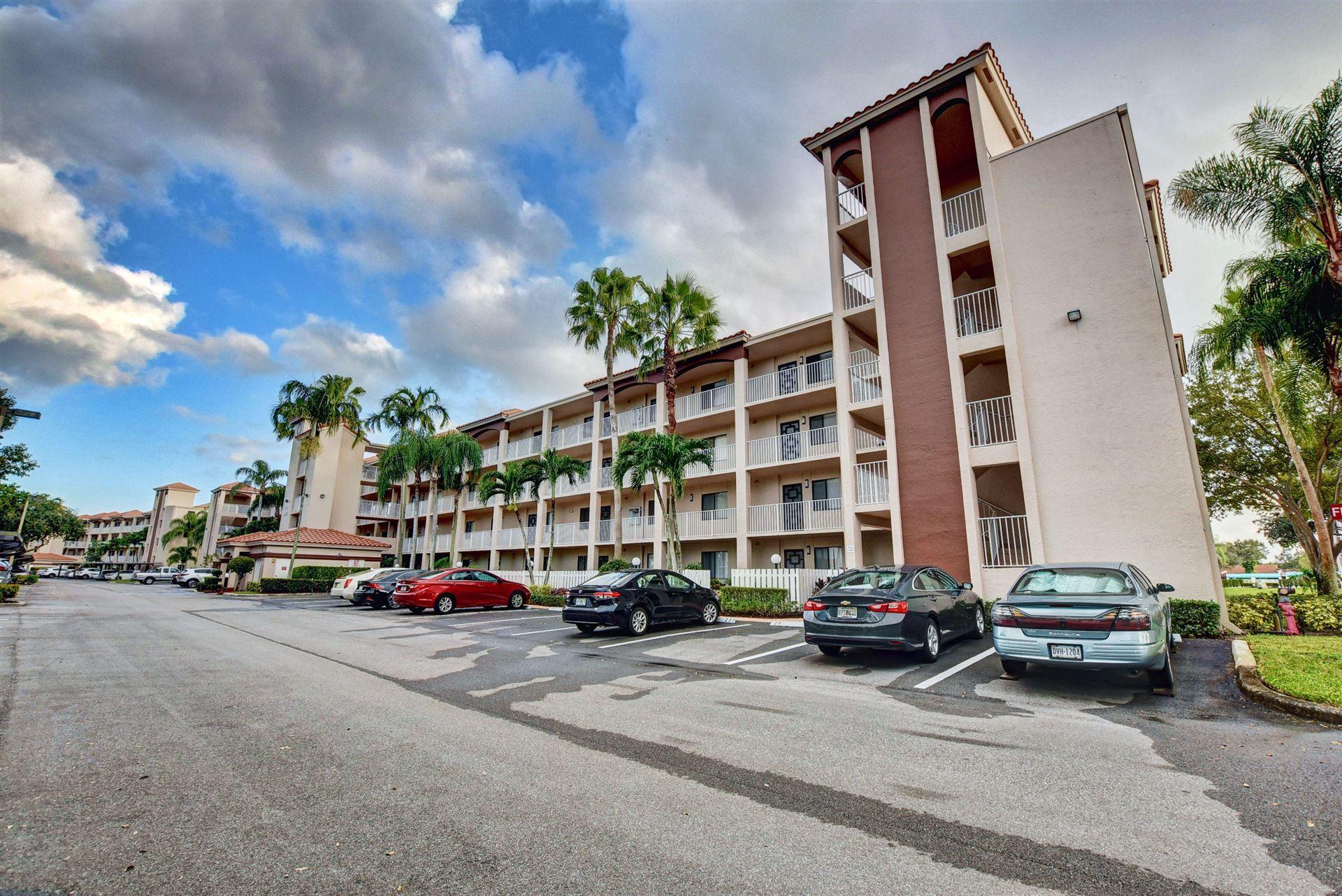 6037 Pointe Regal Circle #407, Delray Beach, FL 33484 - MLS#: RX-10678818