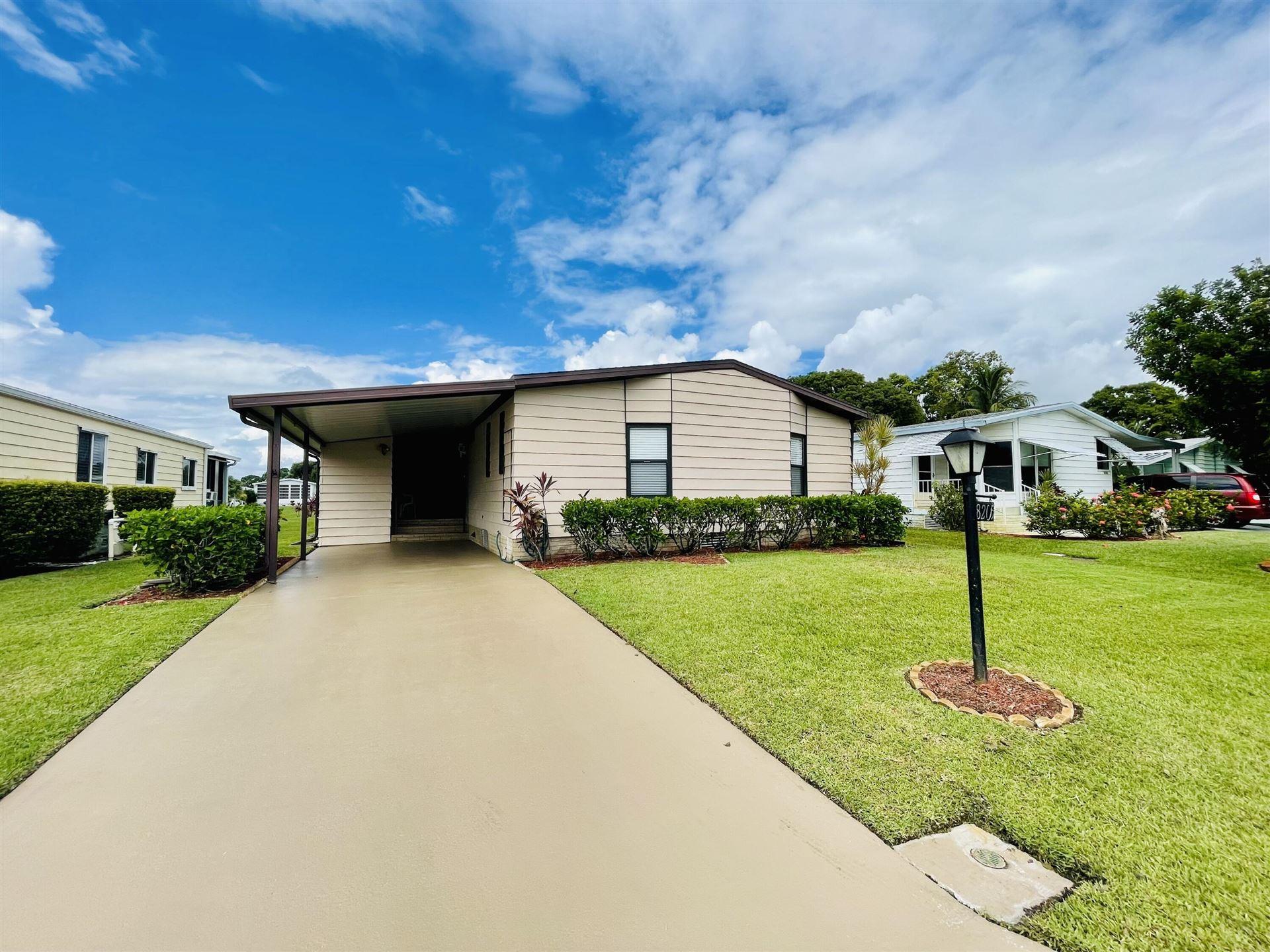 8205 Cinnamon Lane, Port Saint Lucie, FL 34952 - #: RX-10747818