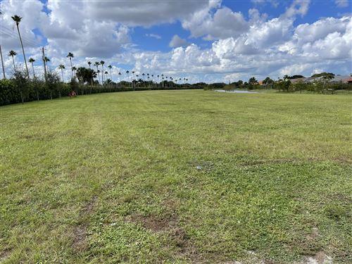 Photo of 2986 Greenbriar Boulevard #Lot 3, Wellington, FL 33414 (MLS # RX-10754819)