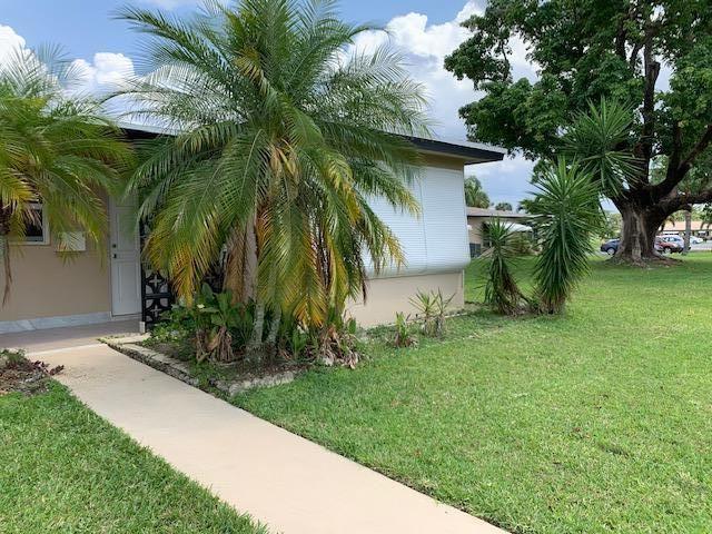 1032 North Drive #D, Delray Beach, FL 33445 - MLS#: RX-10711819