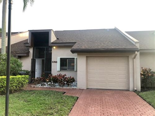 Photo of Listing MLS rx in 6746 Versailles Court #55 Lake Worth FL 33467