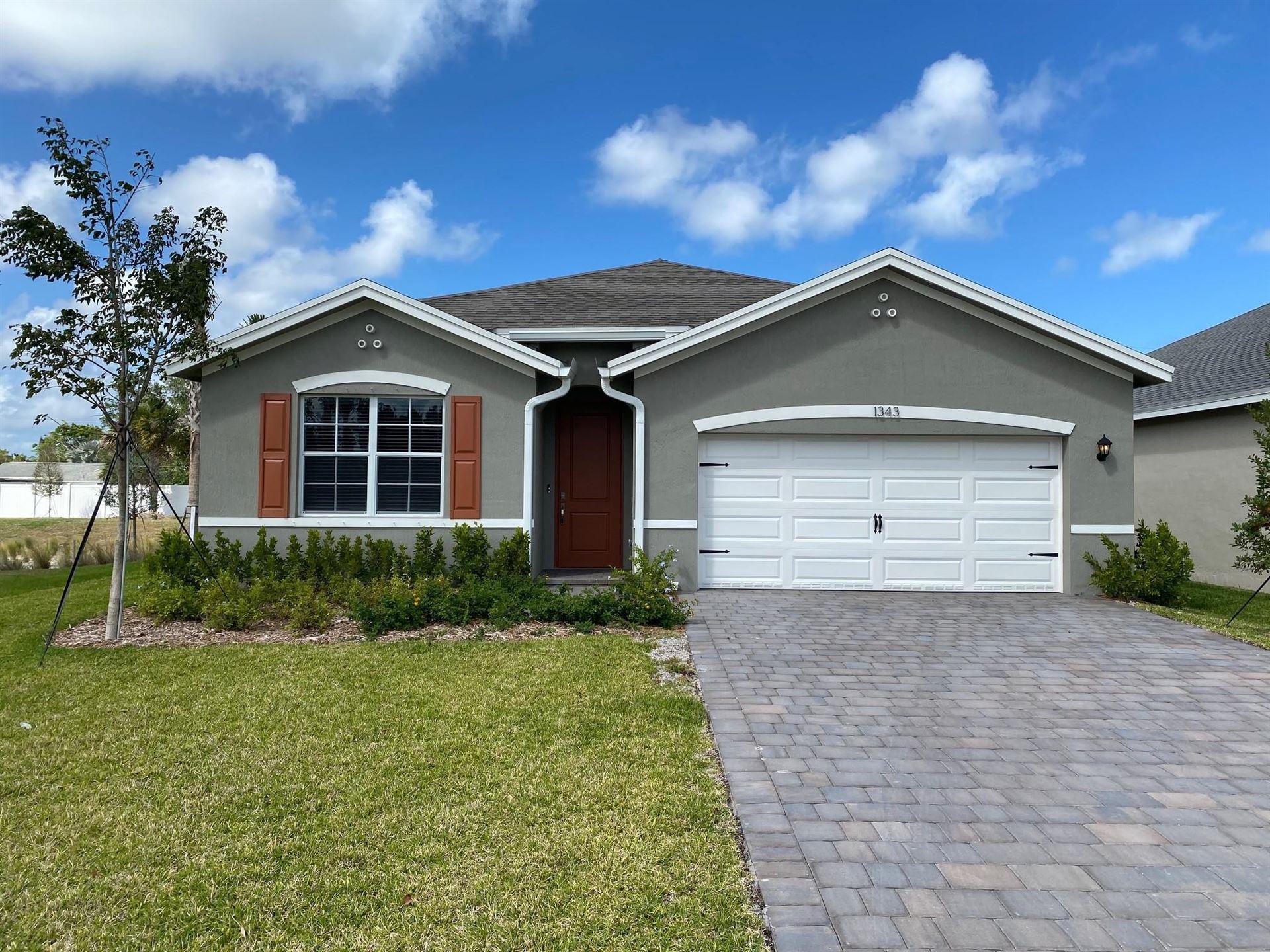 1343 NE White Pine Terrace, Jensen Beach, FL 34957 - #: RX-10613820