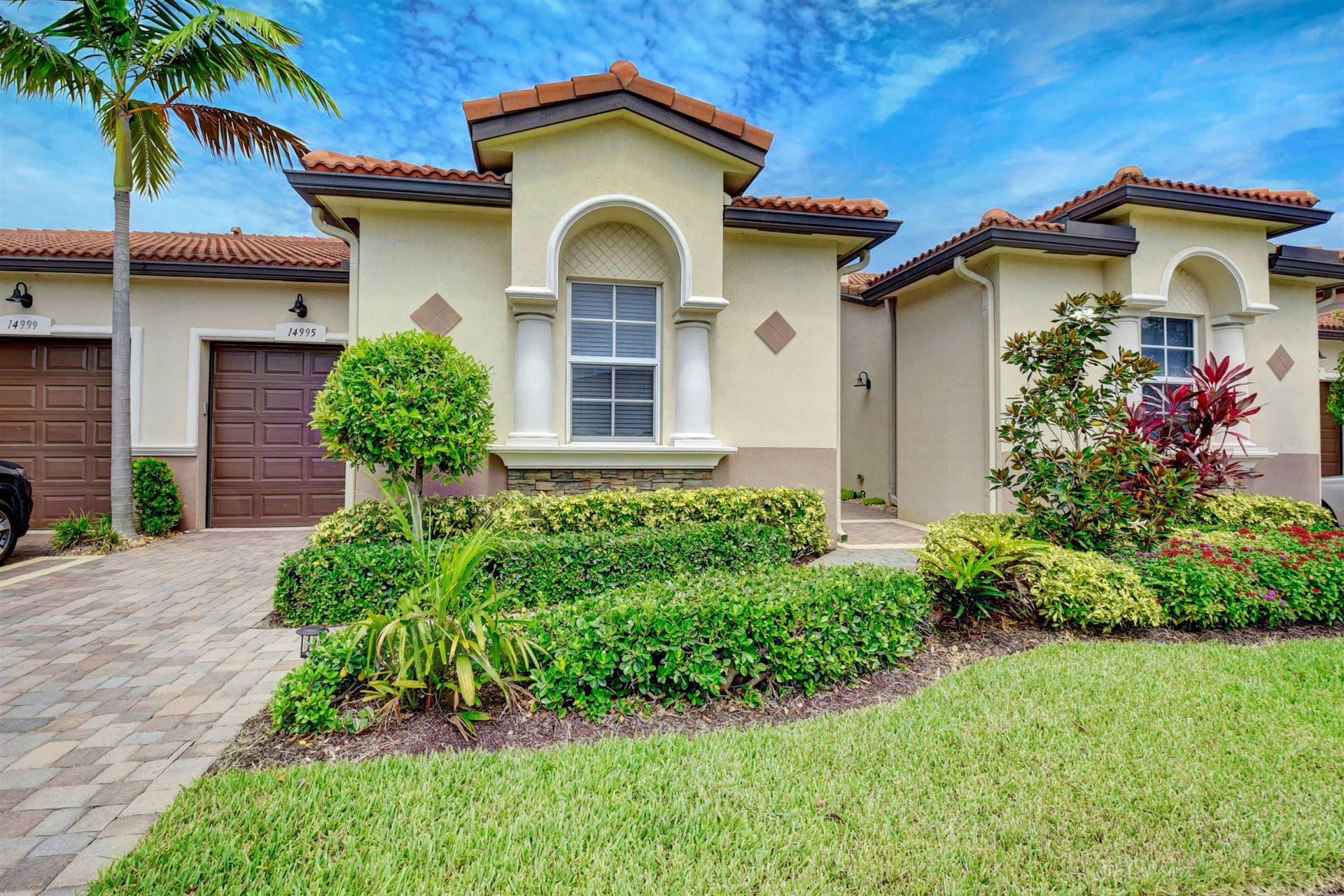 14995 Barletta Way, Delray Beach, FL 33446 - #: RX-10635820