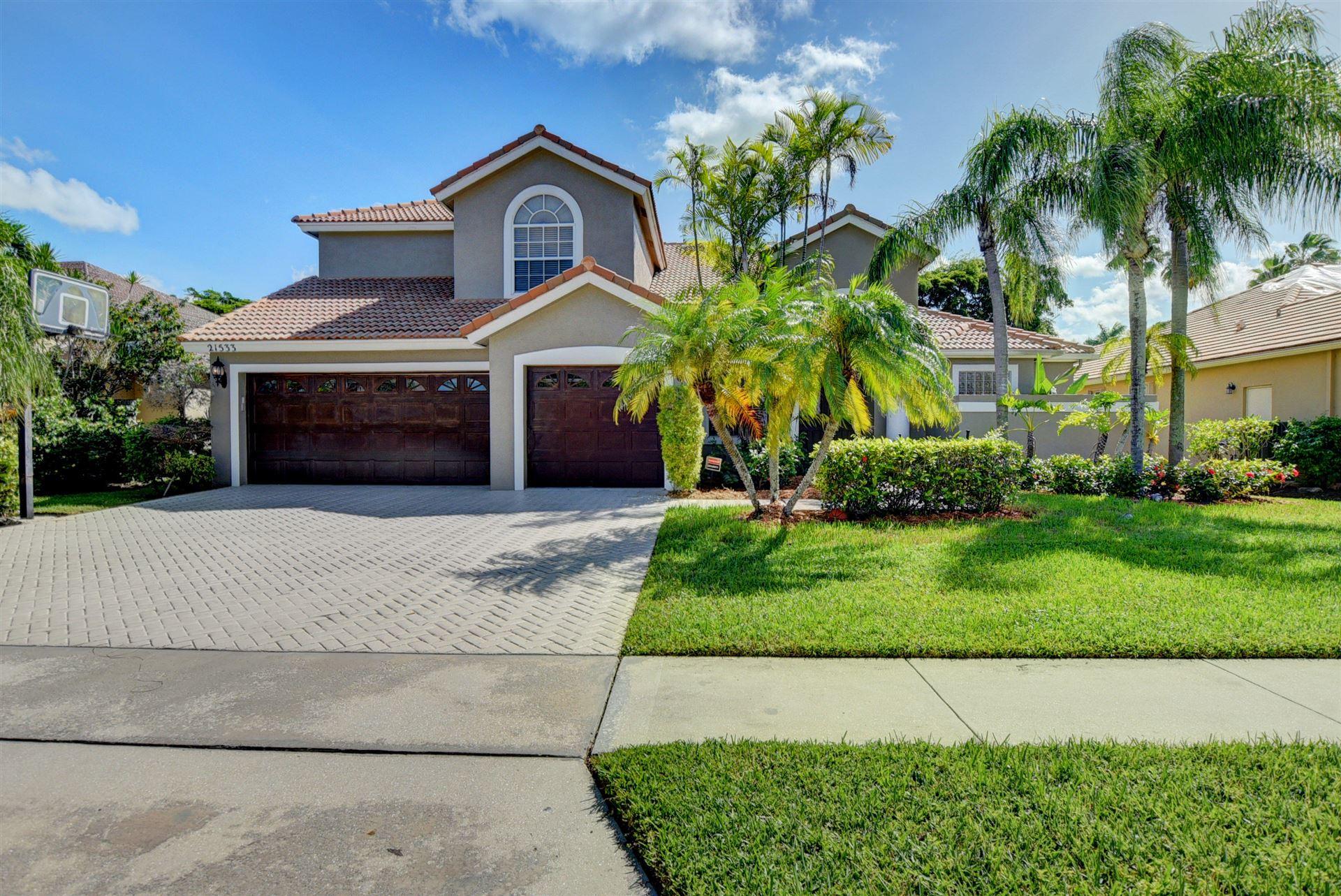 21533 Halstead Drive, Boca Raton, FL 33428 - #: RX-10656820