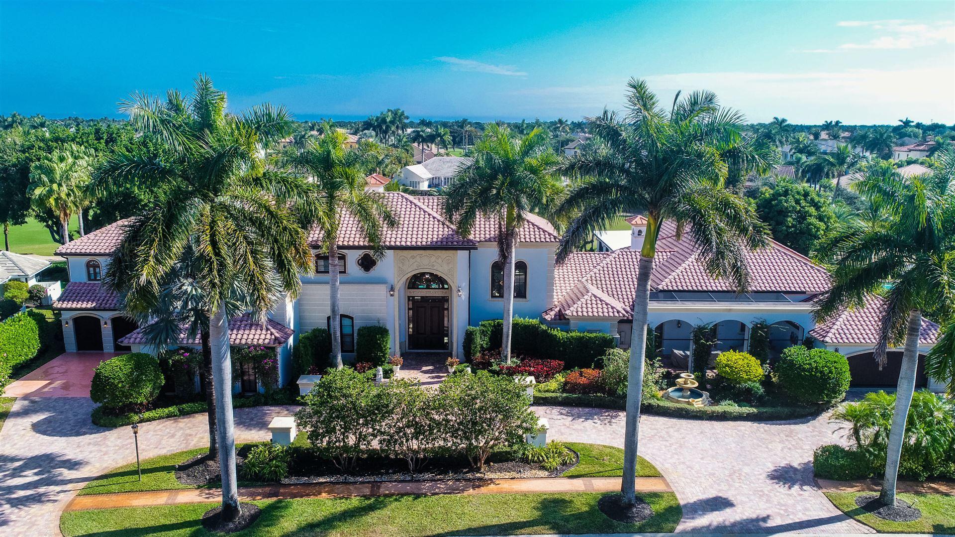 17652 Foxborough Lane, Boca Raton, FL 33496 - #: RX-10681820