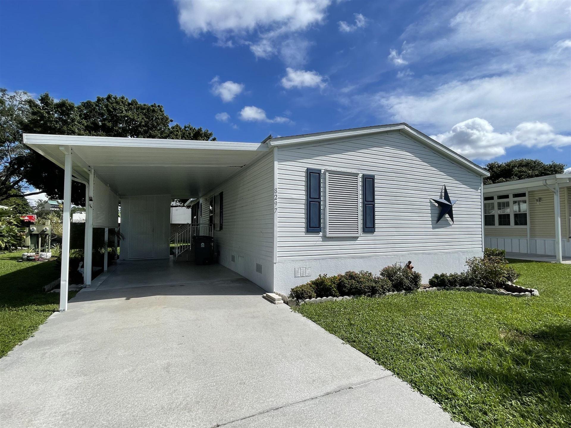 8297 E Club Road, Boca Raton, FL 33433 - #: RX-10747820