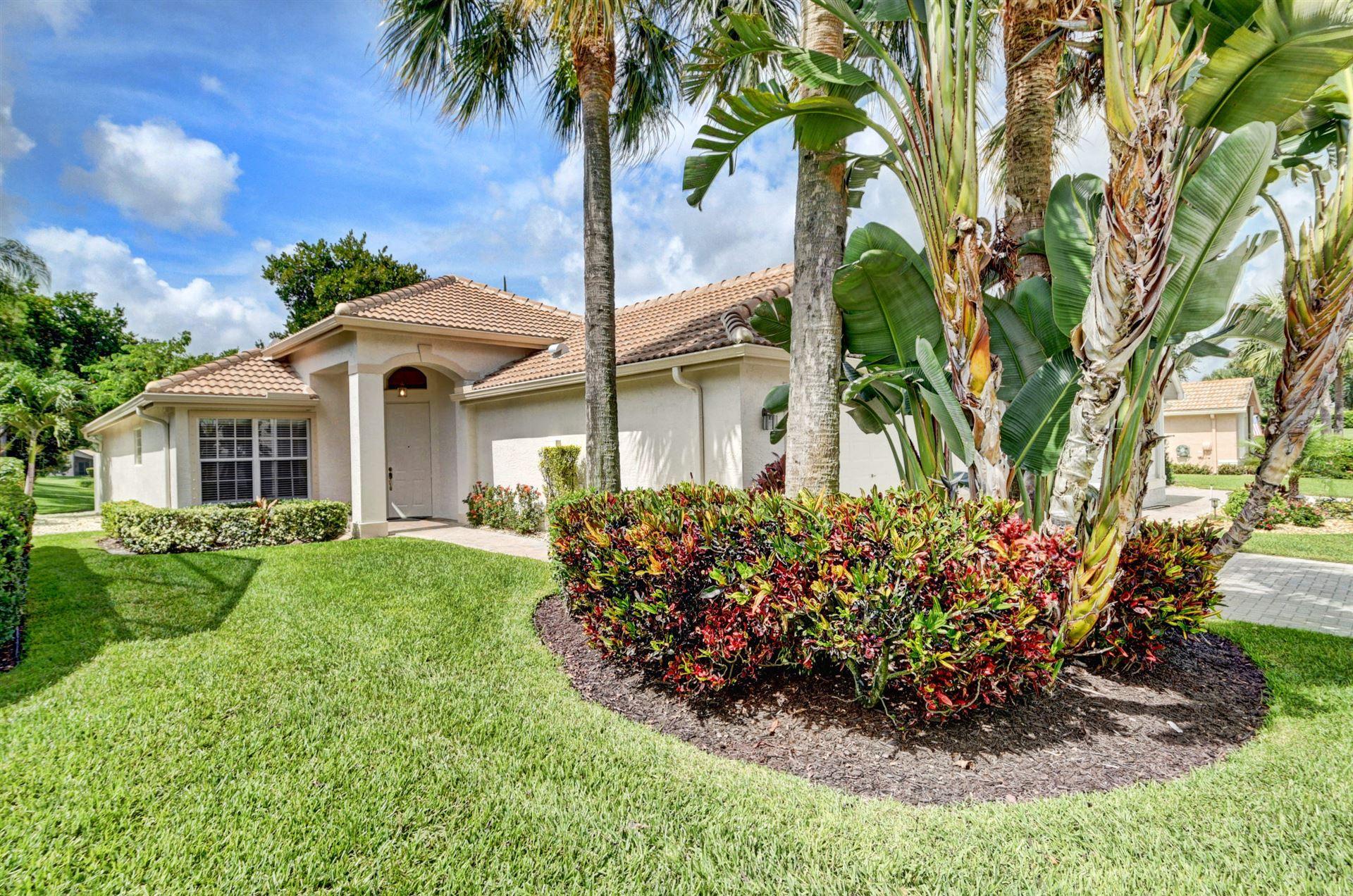 7463 W Mercada Way, Delray Beach, FL 33446 - #: RX-10637821