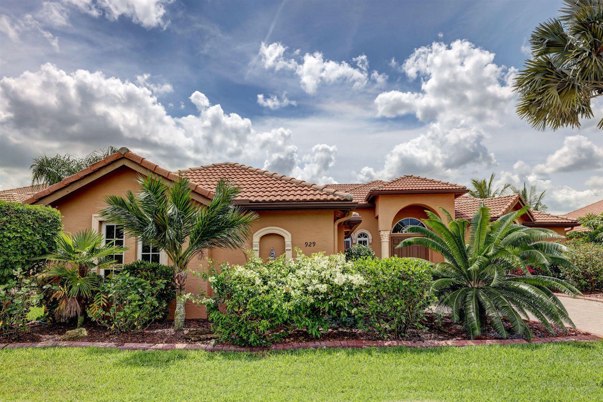 929 SW Grand Reserves Boulevard, Port Saint Lucie, FL 34986 - #: RX-10704821