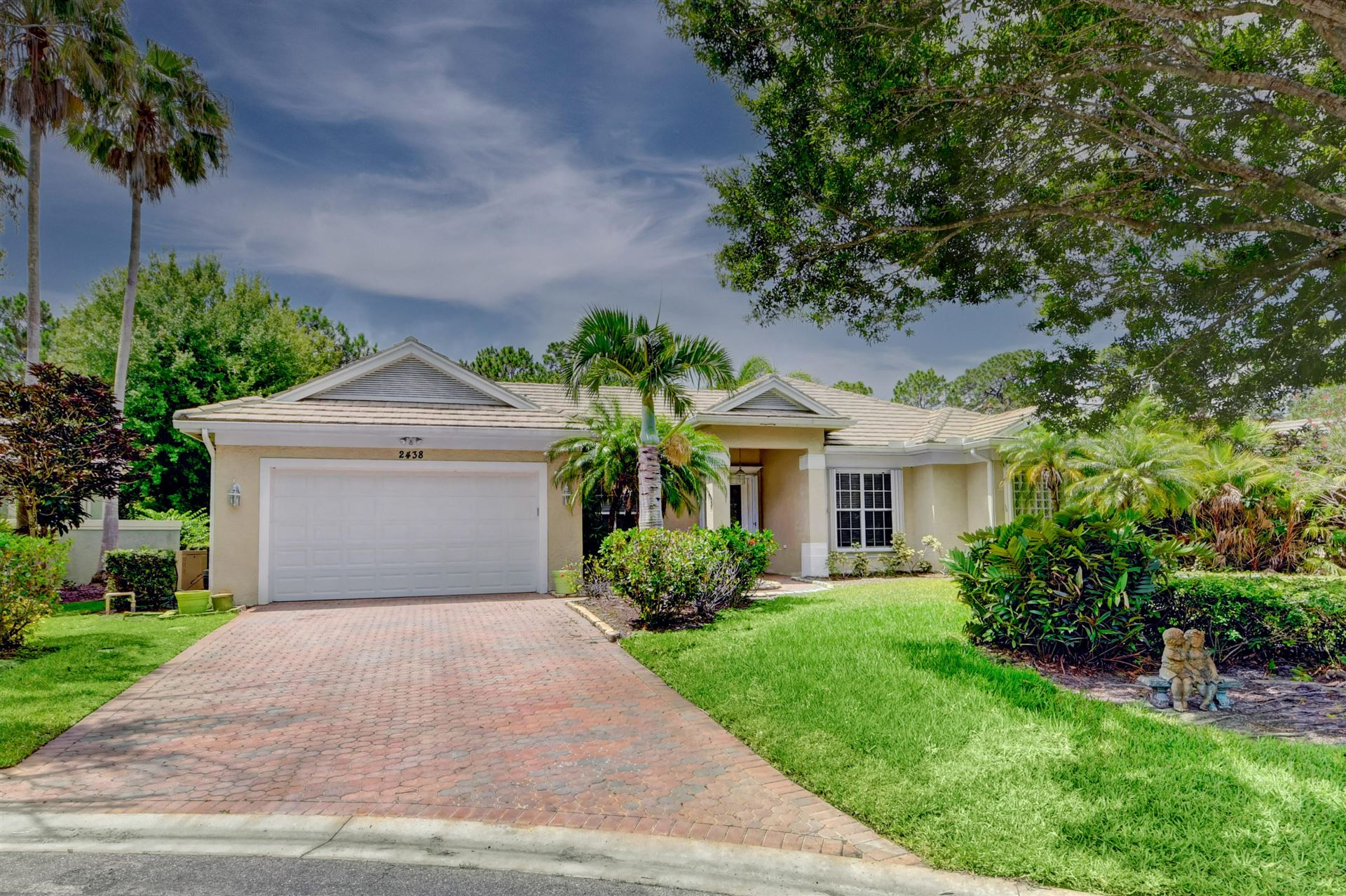 2438 SW Carriage Place, Palm City, FL 34990 - MLS#: RX-10722821