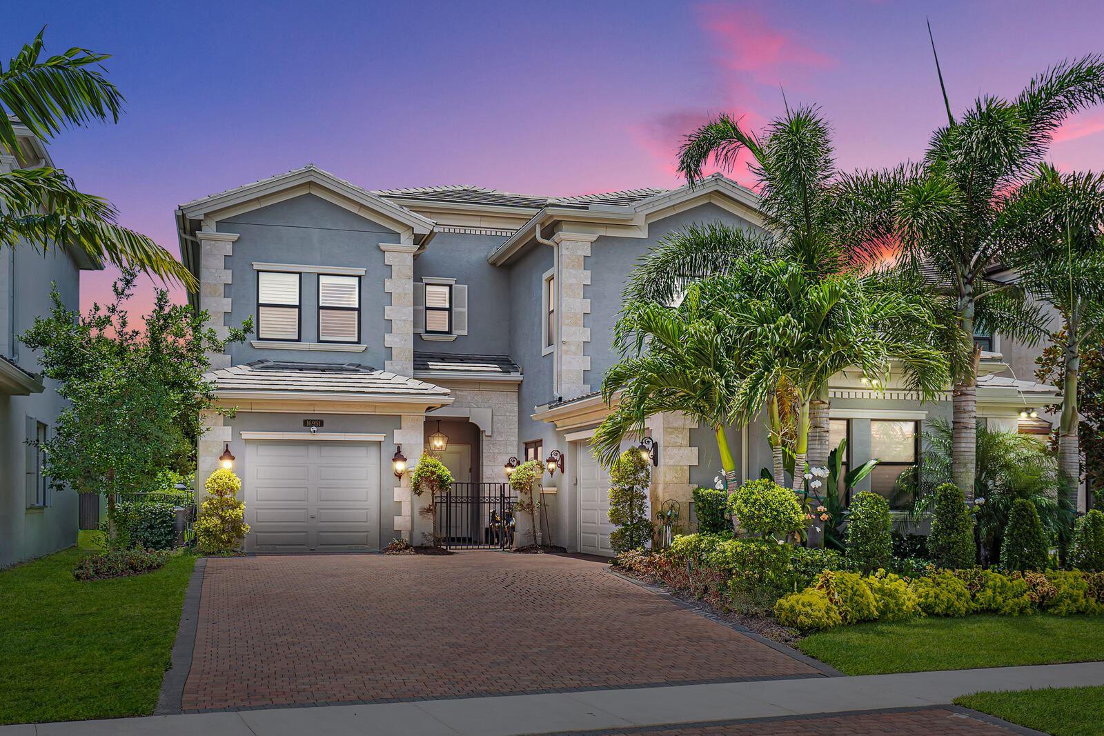 16951 Pavilion Way, Delray Beach, FL 33446 - MLS#: RX-10723821