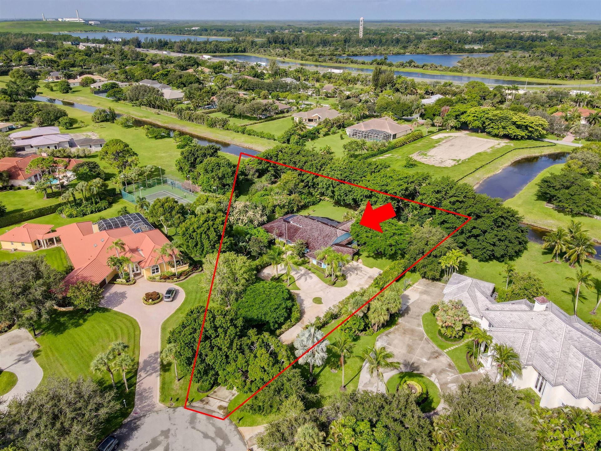 5810 Dixie Bell Road, Palm Beach Gardens, FL 33418 - MLS#: RX-10730821