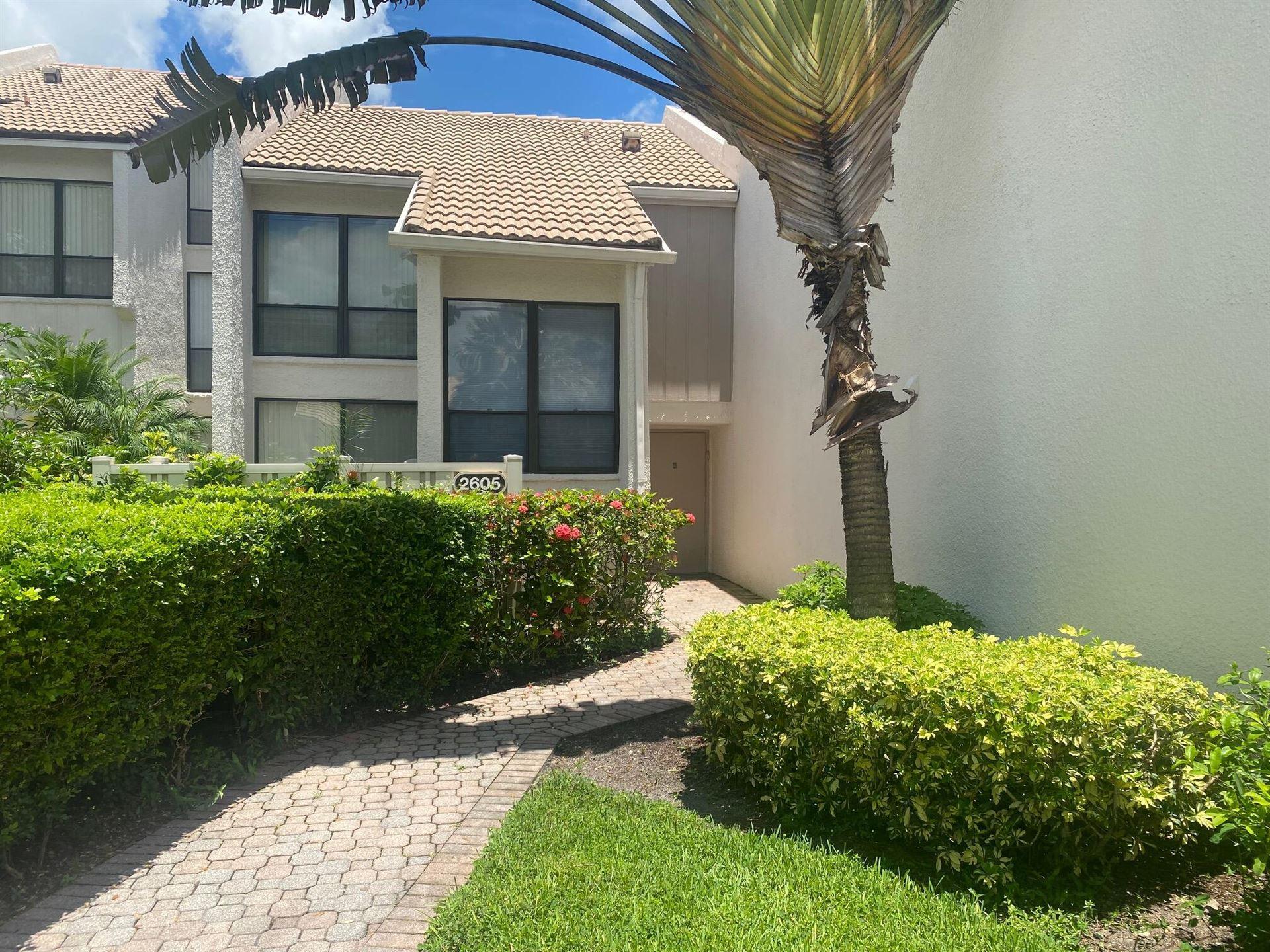 2605 Bridgewood Drive, Boca Raton, FL 33434 - #: RX-10731821