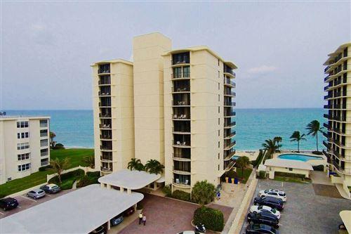 Photo of 200 S Beach Road #402, Tequesta, FL 33469 (MLS # RX-10558822)