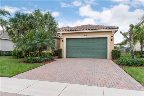 Photo of 2111 Belcara Court, Royal Palm Beach, FL 33411 (MLS # RX-10594822)