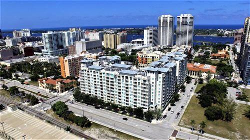 Photo of 480 Hibiscus Street #803, West Palm Beach, FL 33401 (MLS # RX-10746822)