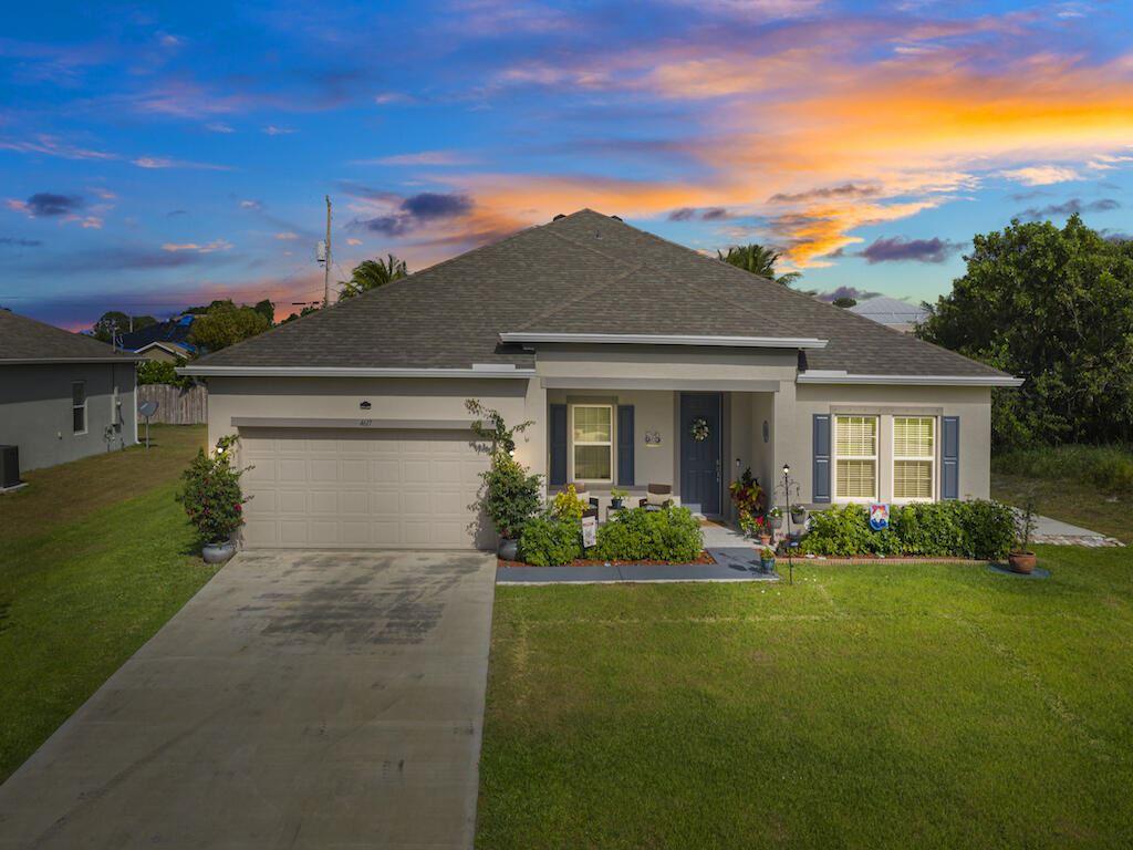 4617 SW Keats Street, Port Saint Lucie, FL 34953 - #: RX-10704822