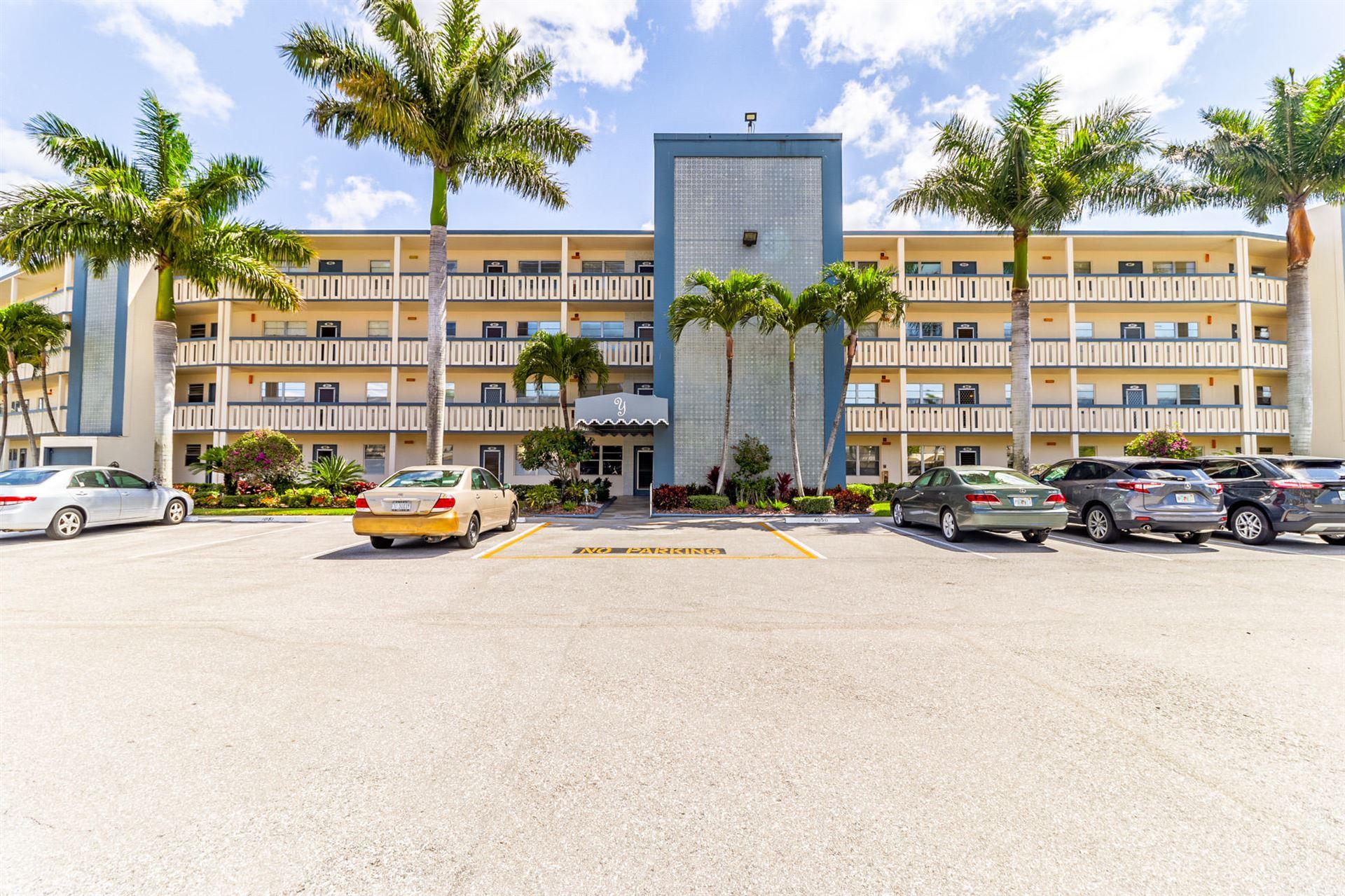 3051 Yarmouth C, Boca Raton, FL 33434 - MLS#: RX-10707822