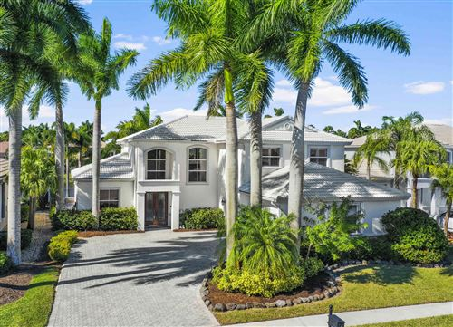 Photo of 18527 Ocean Mist Drive, Boca Raton, FL 33498 (MLS # RX-10594823)