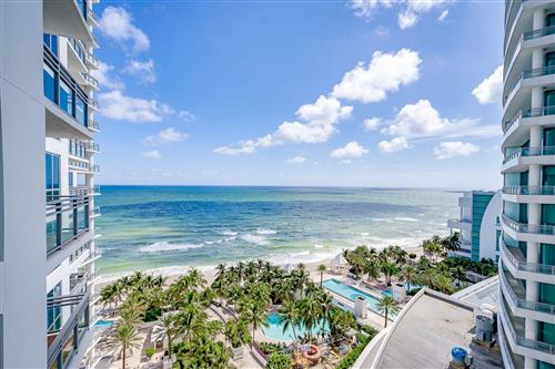 Photo of 3535 S Ocean Drive #1505, Hollywood, FL 33019 (MLS # RX-10666823)
