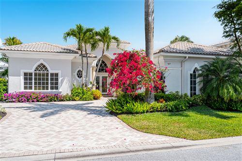 Photo of 7677 Bella Verde Way, Delray Beach, FL 33446 (MLS # RX-10713823)
