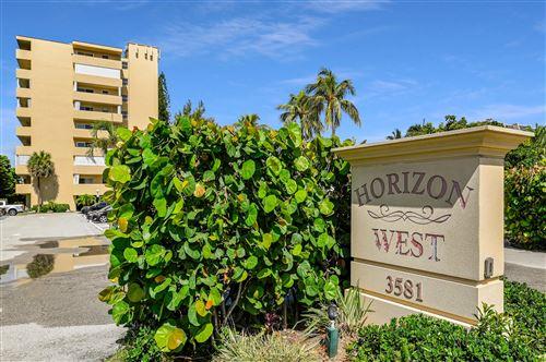 Photo of 3581 S Ocean Boulevard #5d, South Palm Beach, FL 33480 (MLS # RX-10742823)
