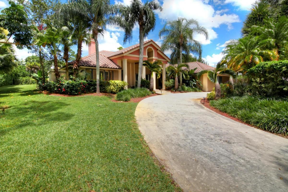 13755 Greentree Trail, Wellington, FL 33414 - #: RX-10585823