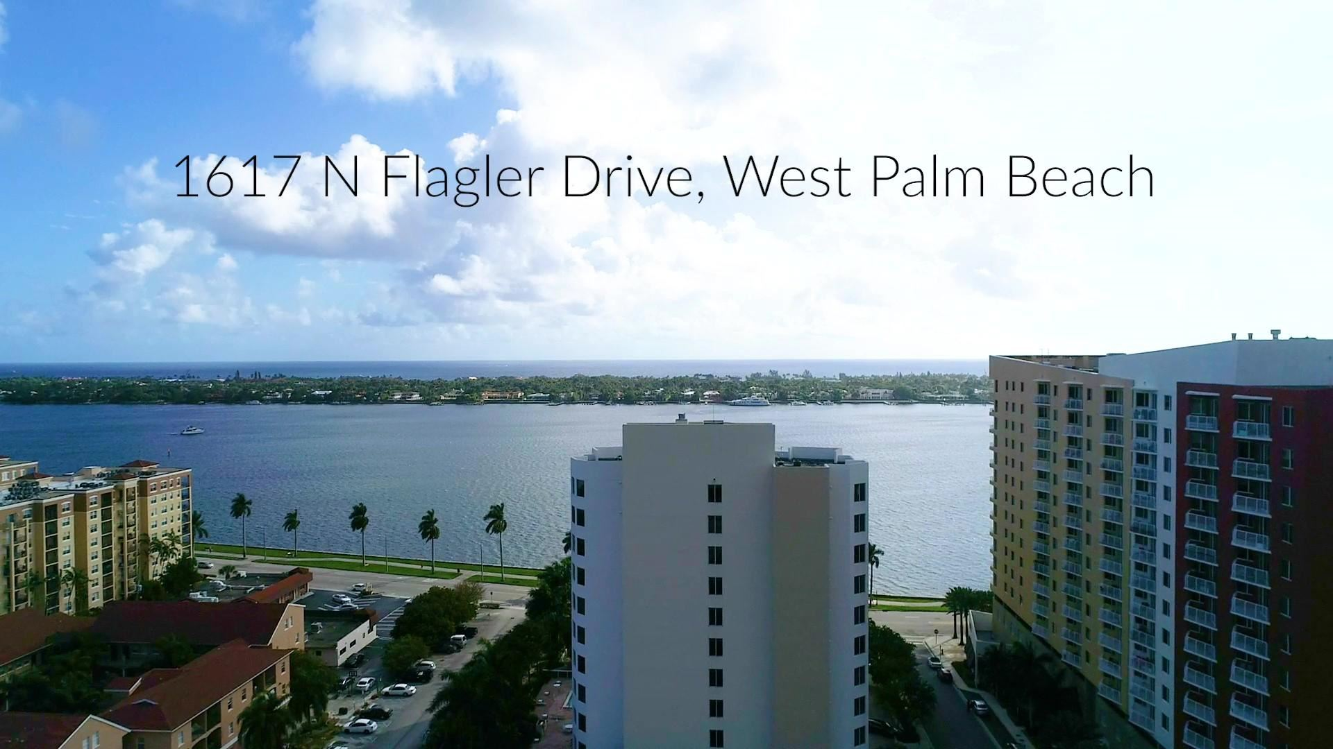 1617 N Flagler Drive #603, West Palm Beach, FL 33407 - MLS#: RX-10719823