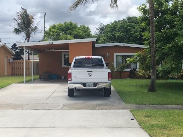 754 Hibiscus Drive, Royal Palm Beach, FL 33411 - MLS#: RX-10720823