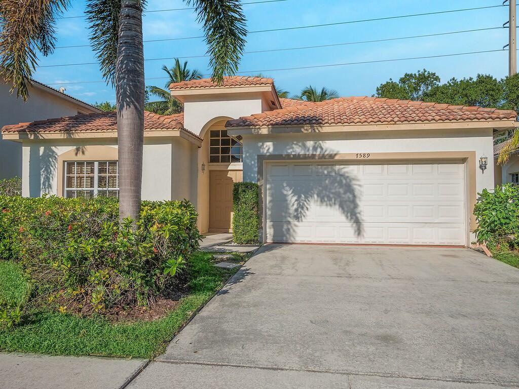 7589 Colony Lake Drive, Boynton Beach, FL 33436 - MLS#: RX-10747823