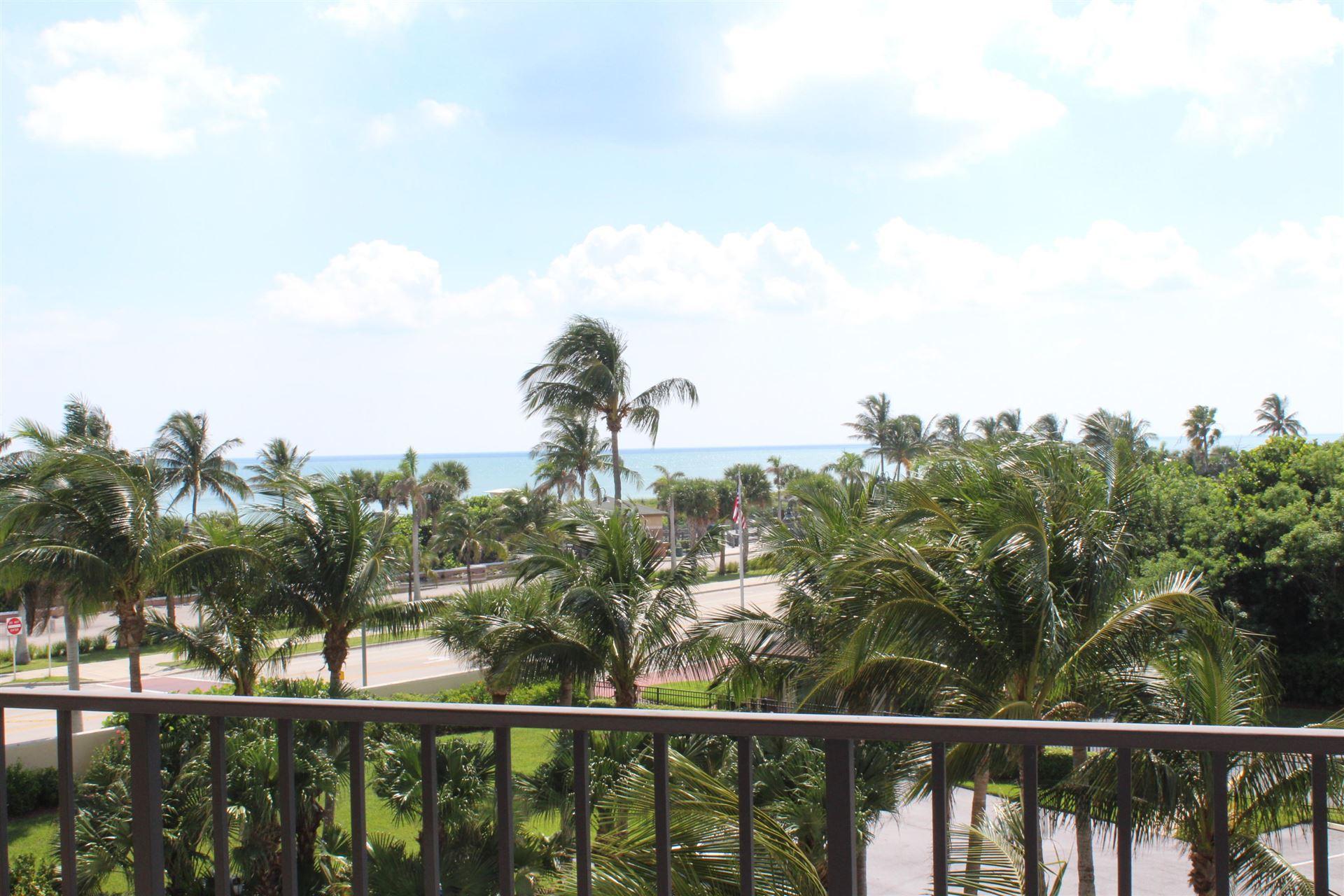 801 S Ocean Drive #407, Fort Pierce, FL 34949 - #: RX-10660824
