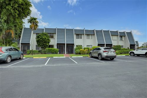 Photo of 4376 Fountains Drive #4376, Lake Worth, FL 33467 (MLS # RX-10747825)