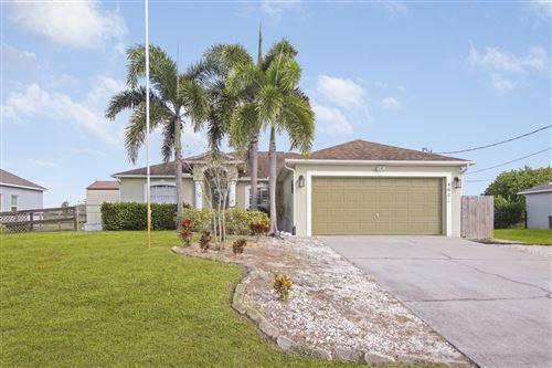 Photo of 4621 SW Athena Drive, Port Saint Lucie, FL 34953 (MLS # RX-10754825)