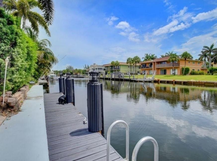Photo of 4229 Tranquility Drive, Highland Beach, FL 33487 (MLS # RX-10710825)